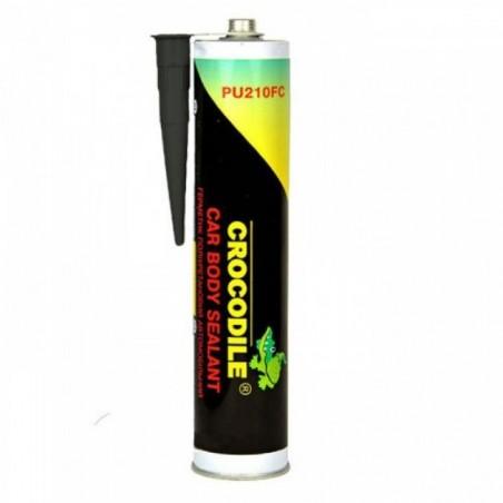 Герметик CROCODILE полиуретановый шовный (черный) 310 мл