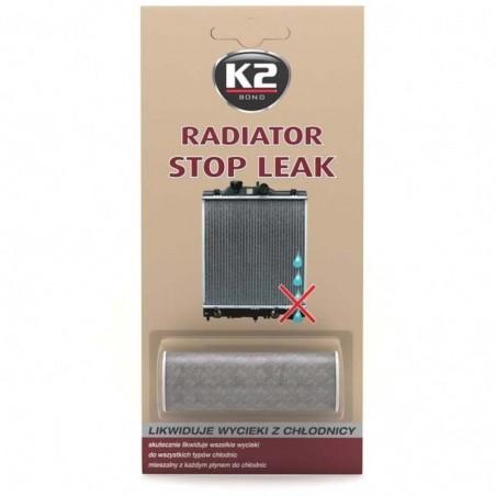 Герметик радиатора K2 Stop Leak (порошок) 20г