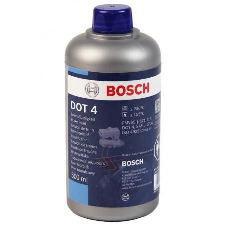 Тормозная жидкость BOSCH DOT-4 500 мл