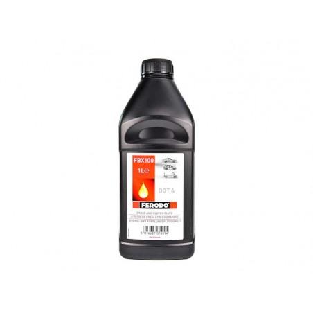 Тормозная жидкость Ferodo FE FBX050 Synthetic DOT4 1л
