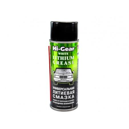 Смазка HI-GEAR White Lithium Grease HG5503 312г