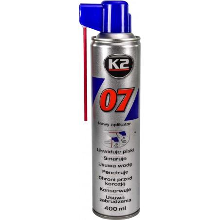 Смазка K2 О7 400 мл