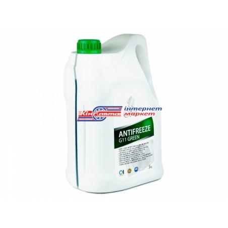 Антифриз GNL Antifreeze G11 Green 5л