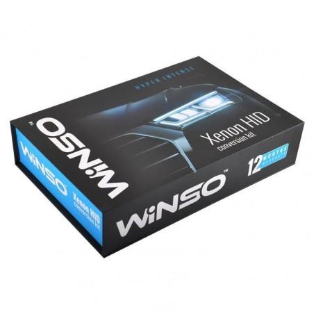 Комплект ксенона Winso H4 6000K 35W
