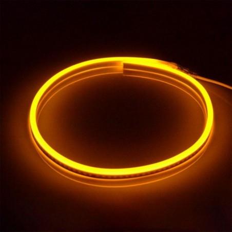 Неоновая лента (43204) неон желтый