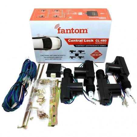 Комплект ЦЗ Fantom CL-480