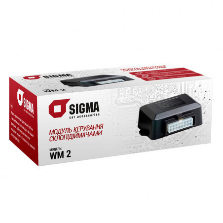 Модуль стеклодоводчика SIGMA WM2