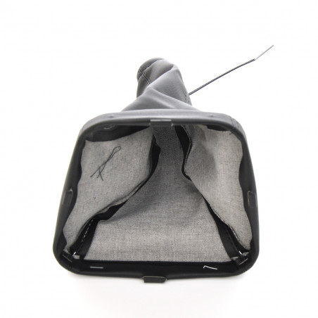 Пыльник С Рамкой Avtoban Lada Кож.зам 2110 черный