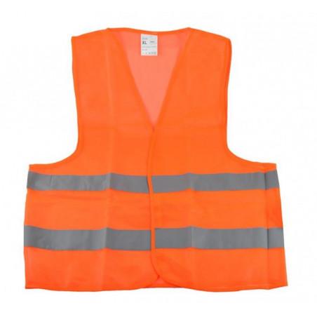 Жилет сигнальный Winso XL оранжевый