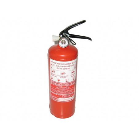Огнетушитель порошковый Пожтехника BП-1