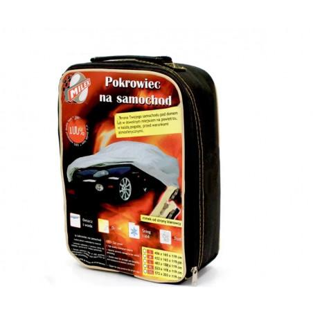 Автомобильный тент Milex M серый PZ-P30021