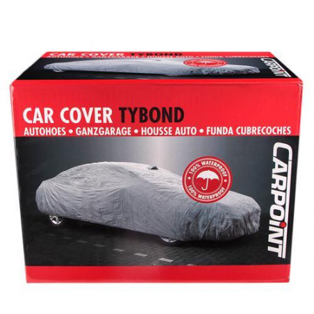 Автомобильный тент Tybond CC L серый 14306H