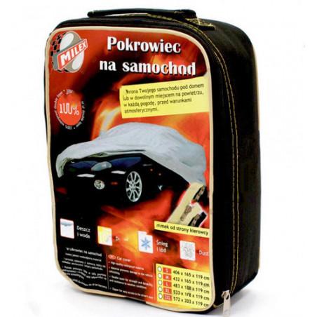 Автомобильный тент Milex XL серый PZ-P30023