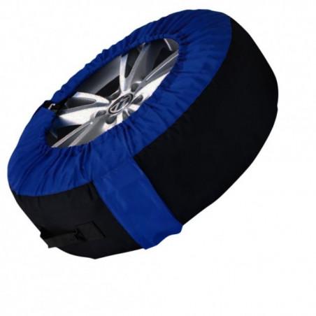 Чехлы для колес Vitol черный C-10002-1