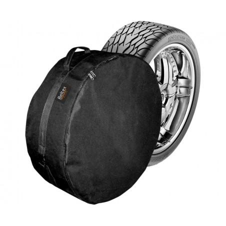Чехлы для колес Beltex черный M 95200
