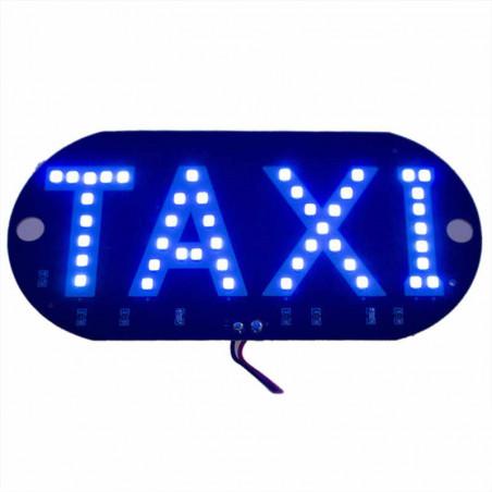 Подсветка TAXI 70002 синий