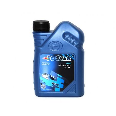 Трансмиссионное масло FOSSER 80W-90 MZ GL-4 1л