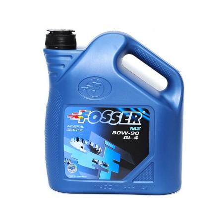 Трансмиссионное масло FOSSER 80W-90 MZ GL-4 4л