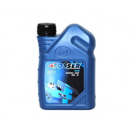 Трансмиссионное масло FOSSER 80W-90 MZ GL-5 1л