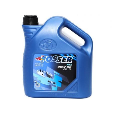Трансмиссионное масло FOSSER 80W-90 MZ GL-5 4л