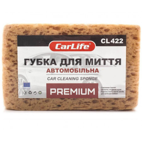 Губка CarLife Antinsect CL-422