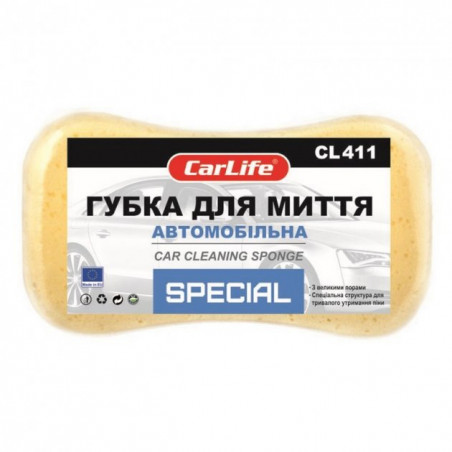 Губка CarLife Special CL-411