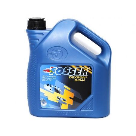 Трансмиссионное масло FOSSER ATF Dexron DIII-H 4л