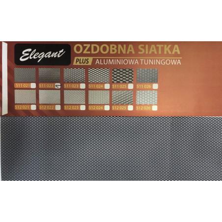 Сетка для бампера Универсальные Elegant EL 511022