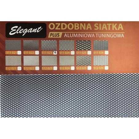 Сетка для бампера Универсальные Elegant EL 511023