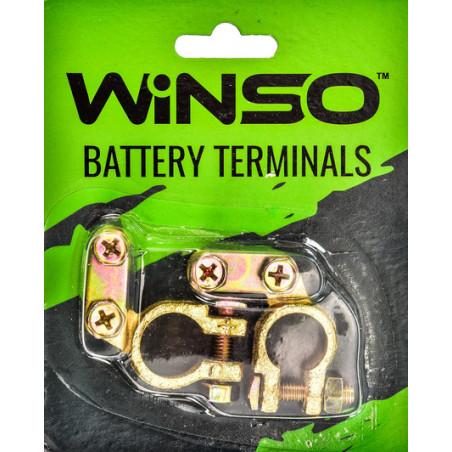Аккумуляторные клеммы Winso 146100