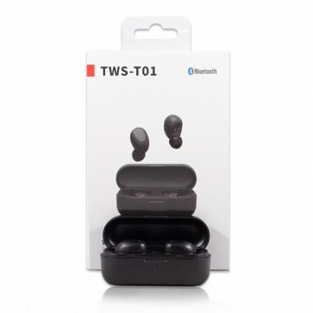 Беспроводные наушники BLUETOOTH TWS-T01