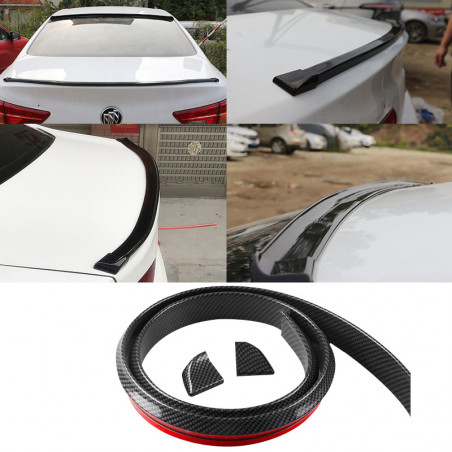 Накладка на крышку багажника SAMURAI 2782 Универсальная