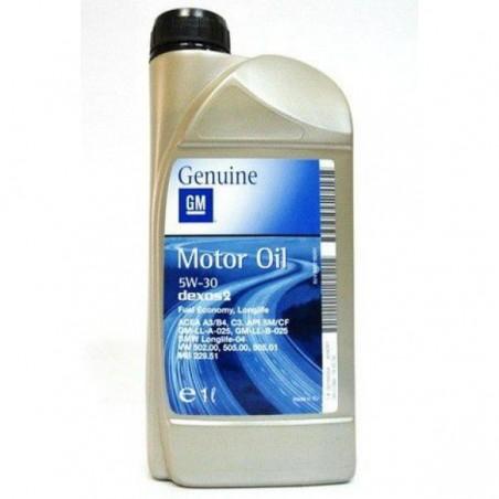 GM Dexos 2 LL 5W-30 1л