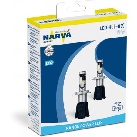 LED лампа Narva Range Power 18005 H7 12V