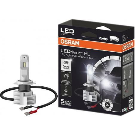 LED лампа Osram LEDriving 67210CW H7 12V