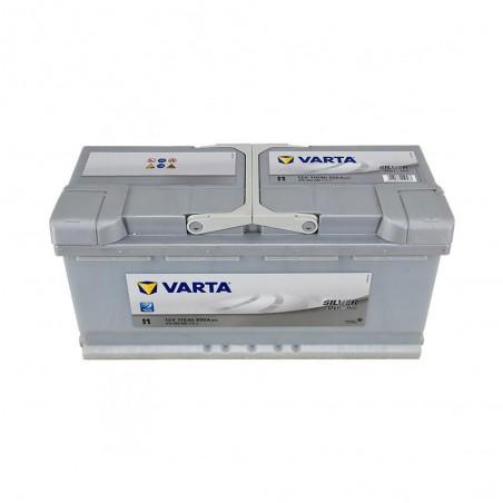 АКБ VARTA 6СТ-85 SILVER dynamic (I1)