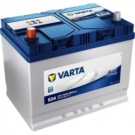 АКБ VARTA 6СТ-70 BLUE dynamic (E24)