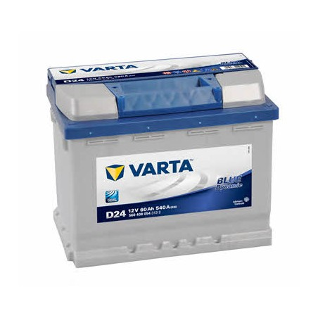 АКБ VARTA 6СТ-60 BLUE dynamic (D24)
