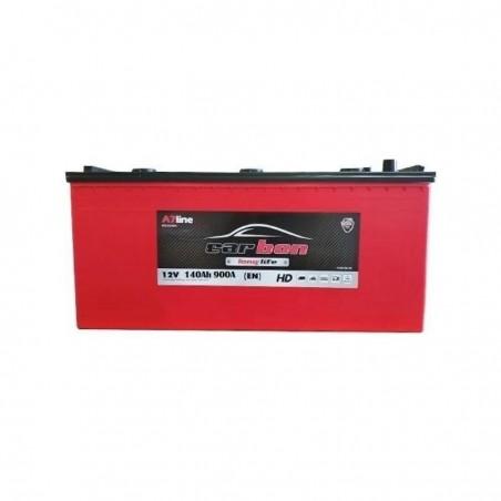 Автомобильный аккумулятор CARBON 6СТ-140 АзЕ CRB140-3