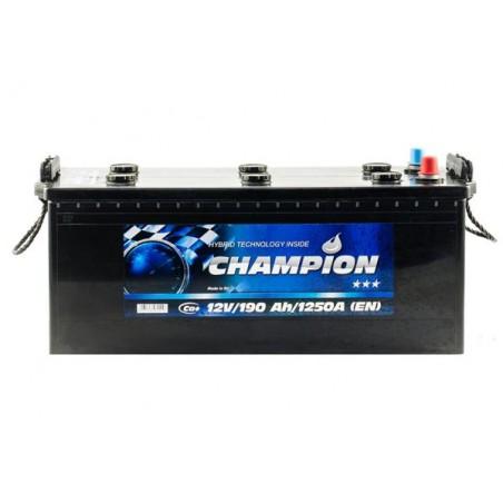 Автомобильный аккумулятор Champion 6СТ-190 Black CHB190-3
