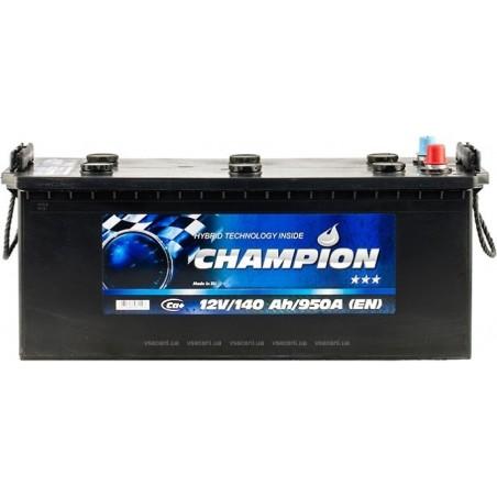 Автомобильный аккумулятор Champion 6СТ-140 Black CHB140-3
