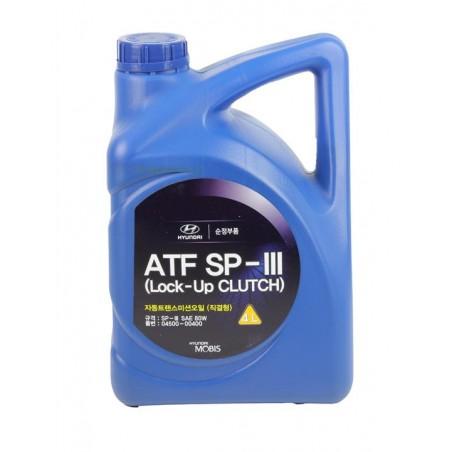 HYUNDAI масло для АКПП ATF SP III 4л