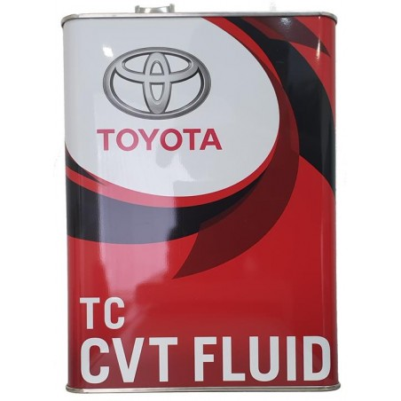 TOYOTA GENUINE CVT Fluid TC 4л
