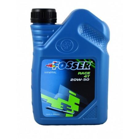 FOSSER Race 4T 20W-50 1л
