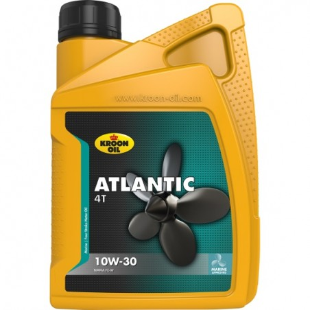 KROON OIL 4-T ATLANTIC 4T 10W-30 1л KL 33435