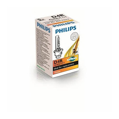 Ксеноновая лампа Philips D4R 4000K 35W