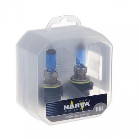 Галогенная лампа Narva Range Power White 48626S2 HB4 (9006) 12V