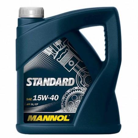MANNOL Standart 15W-40 4 л