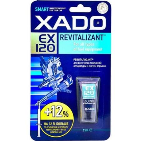 Присадка к топливу XADO Revitalizant EX120 9мл