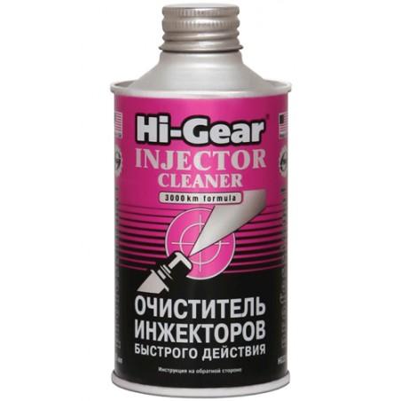 Очиститель инжектора HI-GEAR INJECTOR CLEANER 325 мл
